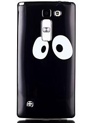 Para Capinha LG Estampada Capinha Capa Traseira Capinha Desenho Macia TPU LG LG Leon /LG C40 H340N / LG Spirit/LG C70 H422 / LG Magna H502
