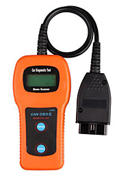 U480 OBD2 CAN-BUS código scanner para gm ford toyota honda