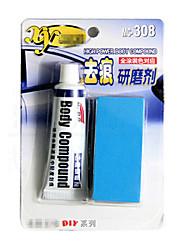 Car Body Compound MC308 Paste Set Scratch Paint Care Auto Polishing&Grinding Compound Paste Car Care