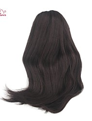Smilco Hair Women Long Big Horsetail Hair Extension Straight Make Up Ponytail Hairpiece Horsetail Hair