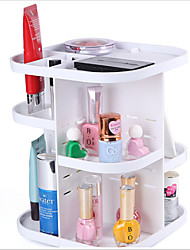 360 ° Rotating Cosmetic Stand Makeup Organizer Can be Washed