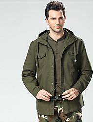 In 2015 new winter man cotton water jacket