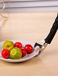 ZIQIAO Multifunction Stainless Steel Kitchen Anti-burn Bowl / Dish Clip