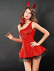 Bijoux de Vacances - Déguisements de contes de fées / Ange et Diable - Féminin - Halloween / Noël / Carnaval / Nouvel an - Jupe / Boucle
