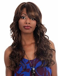 Women Lady Synthetic Blend Color Hair Wave  Wigs To  African Women Lady Lovely