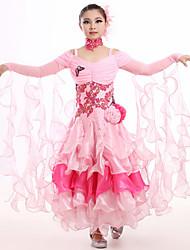 Accesorios ( Rosa / Royal Blue , Spandex , Danza Moderna ) - Danza Moderna - para Niños