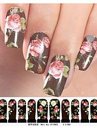 3D Nail Stickers / Nail Jewelry - Muuta - Lovely - Sormi - 6*4*0.2 - 1Pcs
