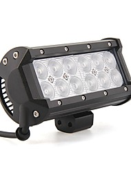 """1 * cree XBD 36w 7 """"12 LED blanche 6500K hors route endroit de travail bar de la lampe de lumière voiture"""