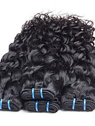 Brazilian Virgin Hair Water Wave Brazilian Hair Weave Bundles Wet And Wavy Virgin Hair 3Pcs Lot Human Hair Extensions
