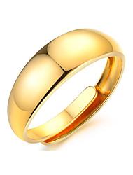 Ring (Vergoldet / Legierung) Party / Büro