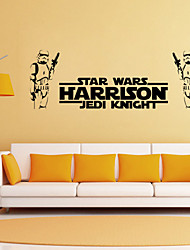 W-4 Star Wars Wall Art Sticker Wall Decal DIY Home Decoration Wall Mural Removable Bedroom Sticker