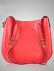 Paste® Hot Selling Simple Design Women Real Cowhide Shoulder Bag