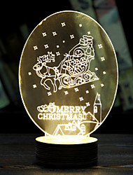 Luminous Christmas Milu Deer Valentine's Day Gift