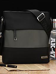 Men Oxford Cloth Casual / Outdoor / Office & Career Shoulder Bag / Travel Bag Blue / Black