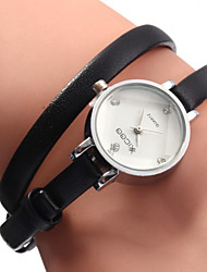 XICOO 065 Female Quartz Watch with Long Leather Band Cool Watches Unique Watches