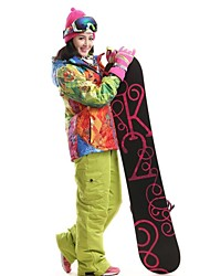 Outdoor Women's Clothing Sets/Suits / Woman's Jacket / Winter Jacket Skiing / Camping & Hiking / Snowsports / Downhill / Snowboarding