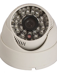 Cctv 1200tvl Hd Sony Cmos 48led Ir-cut 3.6mm Wide Angle Indoor Dome Security Camera Surveillance Camera