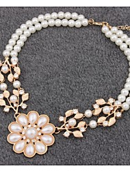 Imtation Pearl Necklace for Wedding Party