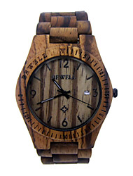 Vintage Wood Watch, Mens Watch,Wooden Quartz Watches,Solar Watch,Gift Idea Cool Watch Unique Watch
