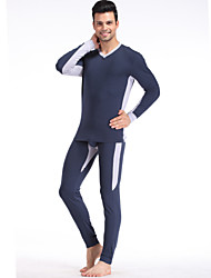 Men's  Cotton  Long Johns/Sexy Thermal Underwear / Winter