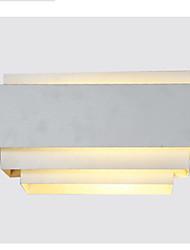 LED / Estilo Mini Lavar Luzes de montagem na parede,Moderno/Contemporâneo E26/E27 Metal