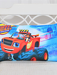 Cartoon Pillow Case the Blaze and the Monster Machines Pillowcase Cover Cartoon Bedding 1 Piece 50cmx75cm