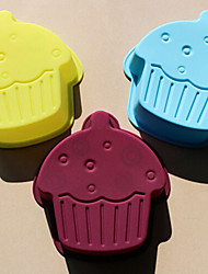 DIY Silicone IceCream Cake Mold Chocolate Mold   Random Color