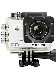 SJCAM® SJ5000 Sports Action Camera 12MP / 14MP 4000 x 3000 LCD / Waterproof 4x ±2EV 2 CMOS 32 GB H.264Single Shot / Time-lapse / Burst