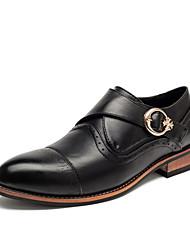 Men's Shoes Fashion Bullock  Casual Oxfords Shoes Black / Brown / Burgundy