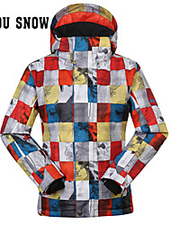 Kid's Tops/Ski/Snowboard Jackets Skiing/Camping&Hiking/Snowsports/Downhill/SnowboardingWaterproof/Breathable