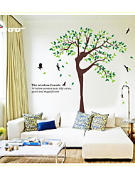 AWOO® Wall Art Decal Decoration Fashion Wall Stickers Home Decor 3D Wallpaper for Living Room