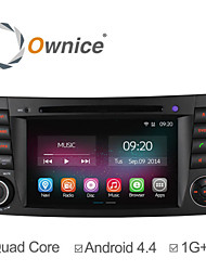 Ownice Quad Core Car DVD Player For Mercedes Benz W211 E Class E280 CLS350 W211 W463 Android 4.4 GPS Navigation Radio