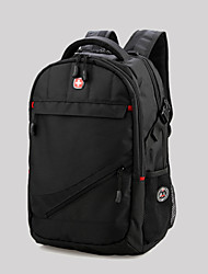 swissGEAR@Unisex Nylon Weekend Bag Backpack / Laptop Bag / School Bag / Travel Bag - Green / Black