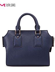 L.M.(LoveMatch)® Women's Fashion Casual PU Leather Messenger Shoulder Bag/Tote