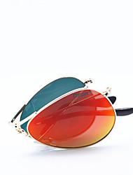 Sunglasses Unisex's Lightweight / Polarized Hiking Gold Sunglasses Full-Rim