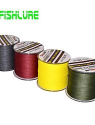 AFISHLURE®500M / 550 Yards PE Braided Line / Dyneema / Superline 80&75&65&55&3&25LB