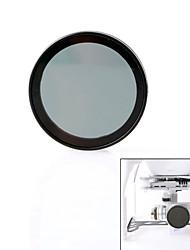 obiettivo della fotocamera CPL filtro ND + cap fissati per DJI phantom 3