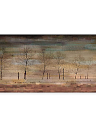 Home Garden Wall Art Iarts Brand Good Quality Abstract Landscape Oil Painting