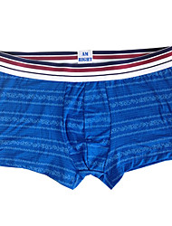 Am Right Hommes Coton / Elasthanne Boxer Short 3 / boîte-AWH011
