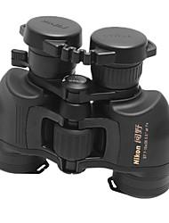 Nikon 10 35 mm Binoculares PORROImpermeable / Resistente a la intemperie / Antiempañamiento / Genérico / Maletín / Porro / Militar / Alta