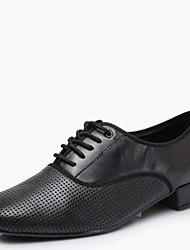 Keine Maßfertigung möglich - Niedriger Heel - Leder - Modern - Herren