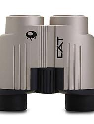 BOSMA® 10x 25 mm Binoculares BAK7Impermeable / Antiempañamiento / Genérico / Maletín / Prisma de azotea / Alta Definición / Gran Angular