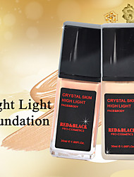 Red&Black Skin Highlight Makeup Base Remove Dark&Blemish Sunblock Uneven 30ml