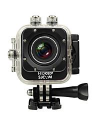 SJCAM M10 Caméra d'action / Caméra sport 12MP 4000 x 3000 Etanches / Pratique / Multifonction 30ips / 60fps 4X 1.5 CMOS 32 Go H.264Prise