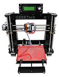 3D Принтер Geeetech 8мм Акриловый RepRap Prusa Mendel I3 DIY с 1.75mm накаливания / 0,3 Насадка