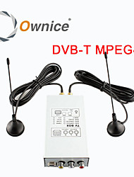 Special DVB-T MPEG4 TV Box Tuners For Ownice Car DVD Player