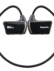 Megafeis E30 Sports Wireless Headphones Protable Mp3 Player 8GB