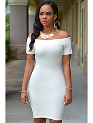 Women's Off-the-shoulder Dress
