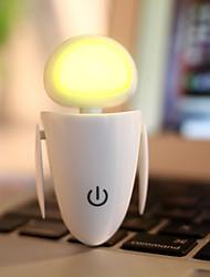 Schreibtischlampen - LED - Modern/Zeitgemäß / Traditionel/Klassisch / Rustikal/Ländlich / Neuheit - PVC