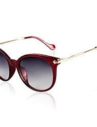 mujeres 's 100% UV400 überdimensional Sonnenbrillen